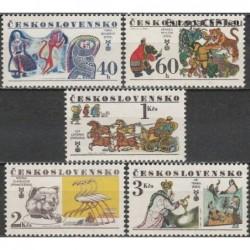Čekoslovakija 1977. Pasakų...