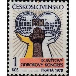Čekoslovakija 1978....