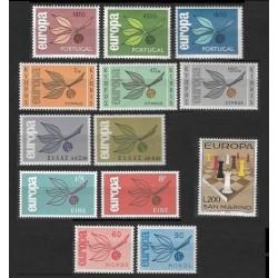 Rinkinys 1965. Europa