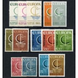 Rinkinys 1966. Europa