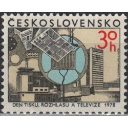 Czechoslovakia 1978. Mass...