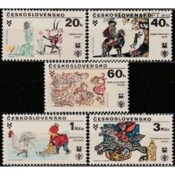Czechoslovakia 1979. Fairy...