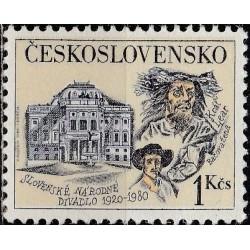 Čekoslovakija 1980....
