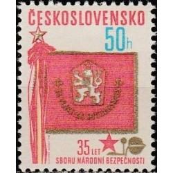 Čekoslovakija 1980. Milicija