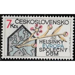 Čekoslovakija 1990....