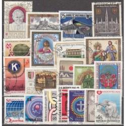 Austria 1983. Set of used...