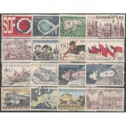 Čekoslovakija, Naudotų...