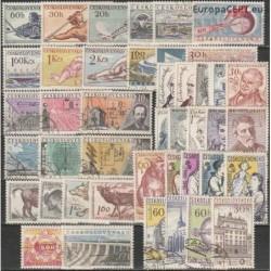Čekoslovakija 1959. 12...