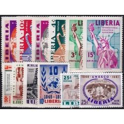 Liberija. Istoriniai...