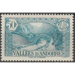 Andora (pranc) 1943. Šv....