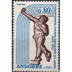 Andorra (french) 1970....