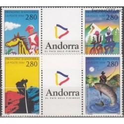 Andorra (french) 1994....