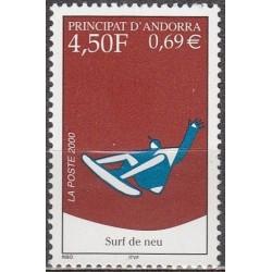 Andora (pranc) 2000. Žiemos...