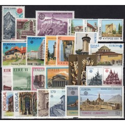 Set of stamps 1978....