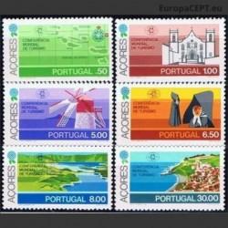 Azores 1980. Tourism