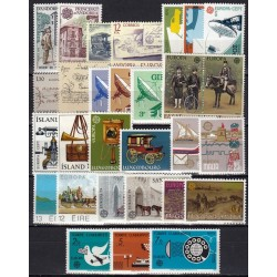 Set of stamps 1979. Post...