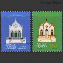 Azores 1982. Architecture