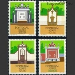 Azores 1986. Gates...