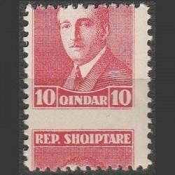 Albanija 1925. Prezidentas