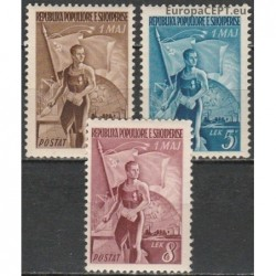 Albanija 1949. Tarptautinė...