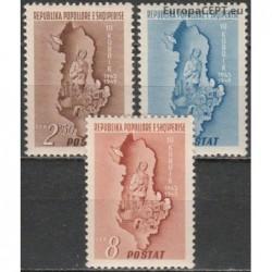 Albanija 1949. Kariuomenė