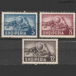 Albania 1950. Universal...