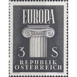 Austrija 1960. Europa
