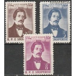 Albanija 1958. Rašytojas