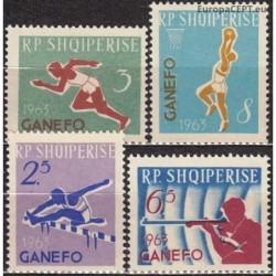 Albanija 1964. GANEFO žaidynės
