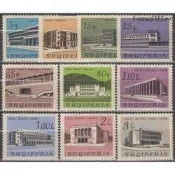 Albania 1965. Architecture