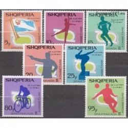 Albanija 1969. Spartakiada