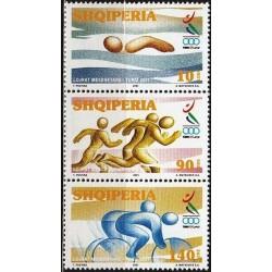 Albanija 2001. Viduržemio...