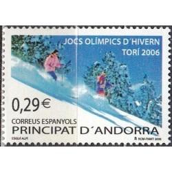 Andora (isp) 2006. Turino...
