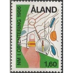 Aland 1986. Orienteering