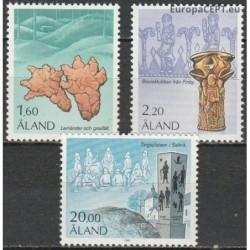 Alandai 1986. Salų istorija