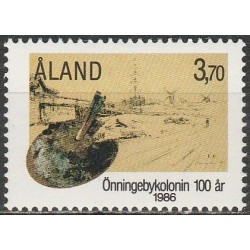 Aland 1986. Paintings