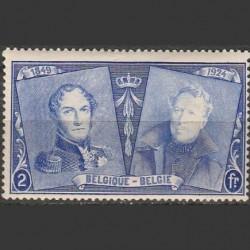 Belgija 1925. Karaliai
