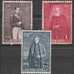 Belgija 1930. Karaliai