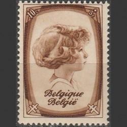 Belgija 1938. Princas Albertas