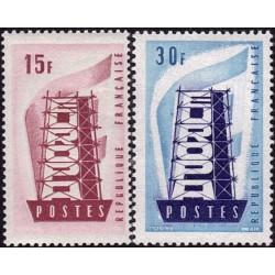 Prancūzija 1956. Europa