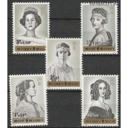 Belgija 1962. Karalienės