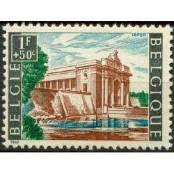 Belgija 1962. Miestų istorija