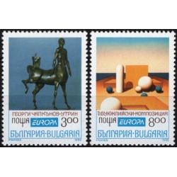 Bulgaria 1993. Contemporary...