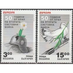 Bulgaria 1995. Peace and...