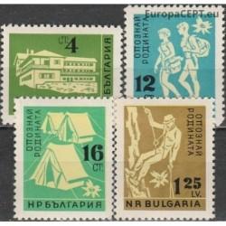 Bulgarija 1961. Aktyvus...