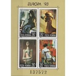 Romania 1993. Contemporary art
