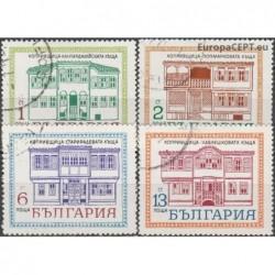 Bulgarija 1971. Architektūra