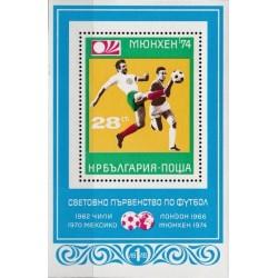 Bulgaria 1973. FIFA World Cup