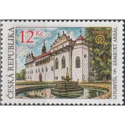 Čekija 2002. Pilis