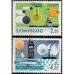 Suomija 1994. Didieji...